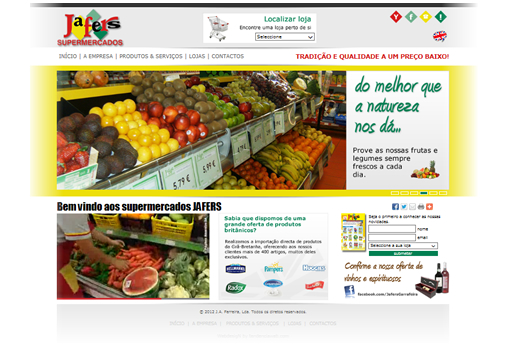 JAFERS Supermercados